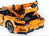 Конструктор Lepin 20001 / Technic Porsche 911 GT3 2758 деталей, фото 6