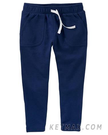 Трикотажные штаны Osh Kosh для девочки, фото 2