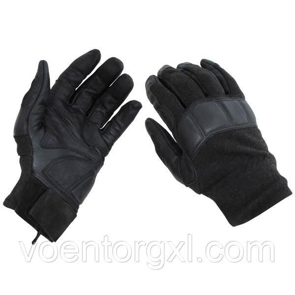Тактические перчатки спецподразделений ВС Австрии, оригинал.