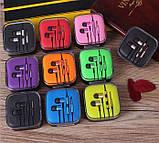 Навушники вакуумні Xiaomi Piston з мікрофоном копія, фото 3