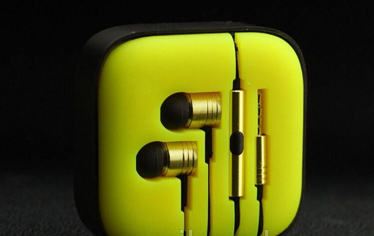Навушники вакуумні Xiaomi Piston з мікрофоном копія