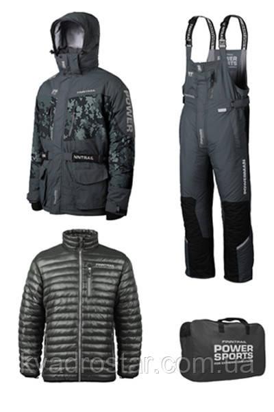 Комплект зимний Finntrail POWERMAN 3700 Camo gray