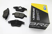 Колодки тормозные передние Citroen C4 Picasso 06-/Peugeot 5008 09- (ATE)