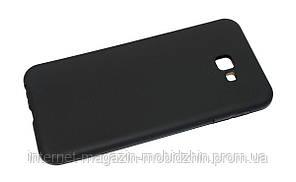Чехол силиконовый Samsung J415 Galaxy J4 Plus 2018 черный Honor Umatt Series