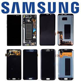 Дисплейные модули в сборе для смартфонов и планшетов Samsung
