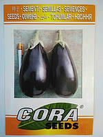 Семена Баклажан сверхранний Сара F1 (тип Клоринда) 500 семян Cora Seeds