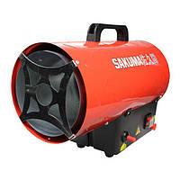 Газовая пушка SAKUMA SGA1401-30 (тепловая мощность 30кВт, 220В, сжиженный пропан-бутан)