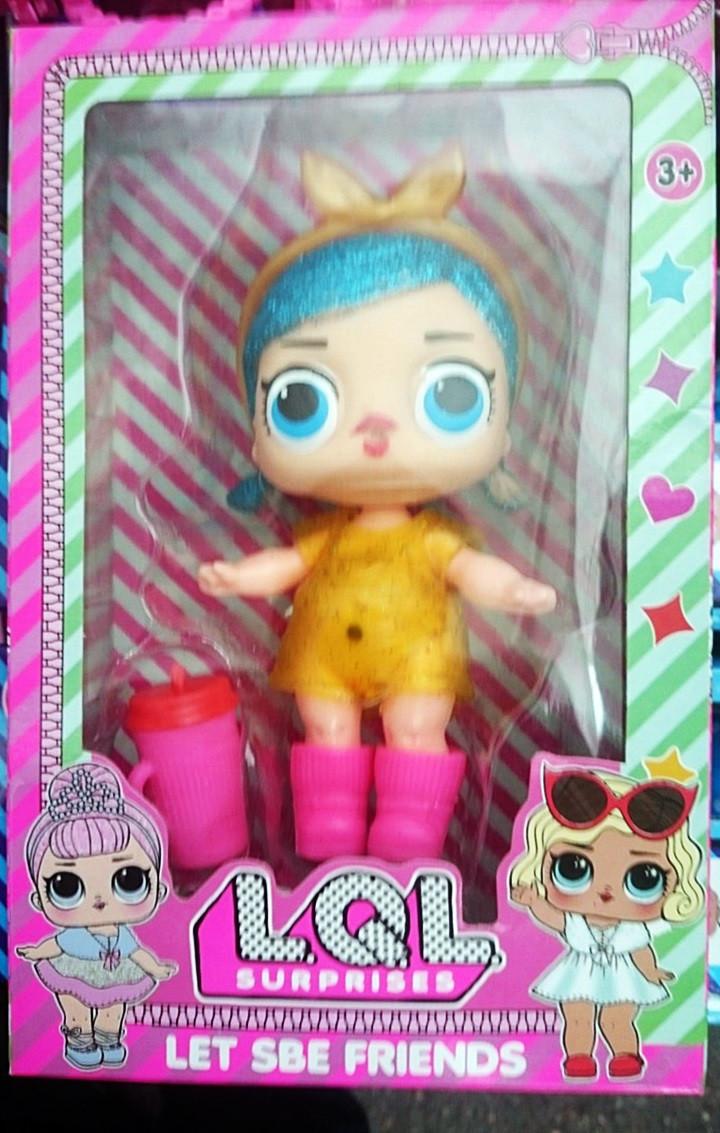 Лялька LOL сюрприз