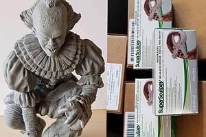 Новое поступление Super Sculpey -профессиональная глина для лепки.