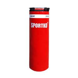 Боксерский мешок Sportko Классик с кольцом арт. МП-4  ( вес 20 кг.  размер 85х29 см.)