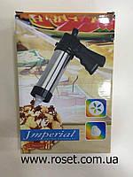 Кондитерский пресс-шприц для выпечки и крема IMPERIAL CооkieРrеss