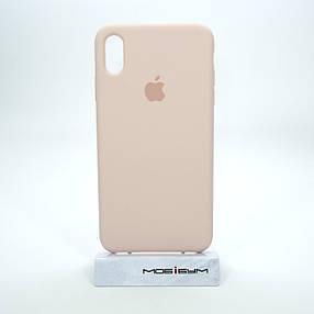 Накладка Apple iPhone XS Max light pink, фото 2