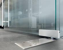 Доводчики для дверей Geze (Німеччина) підлогового монтажу