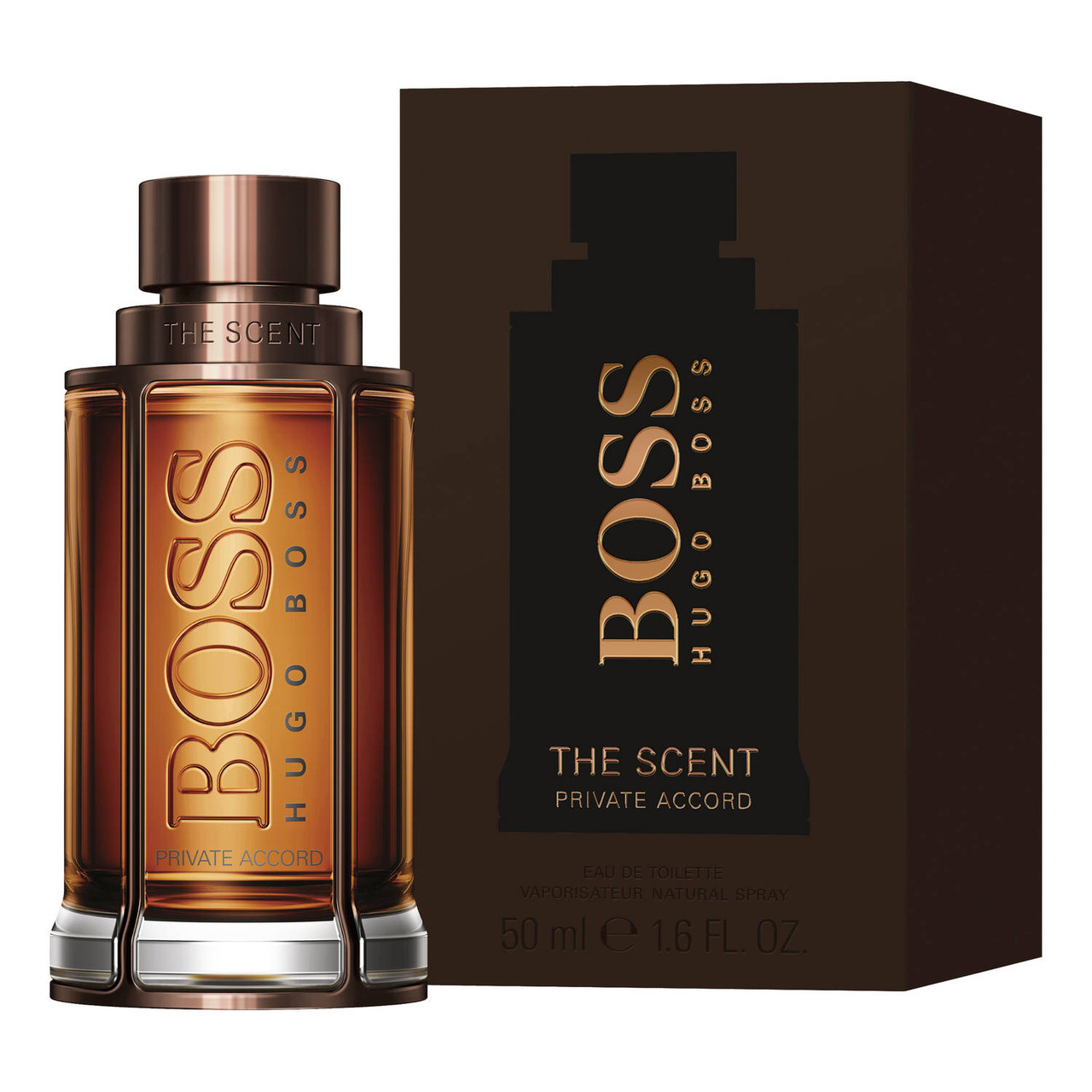 Мужская туалетная вода Boss The Scent Hugo Boss
