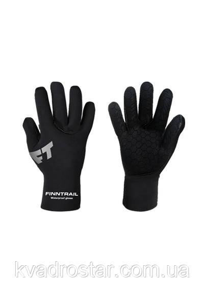 Перчатки влагозащитные Finntrail NEOGUARD 2110 BLACK