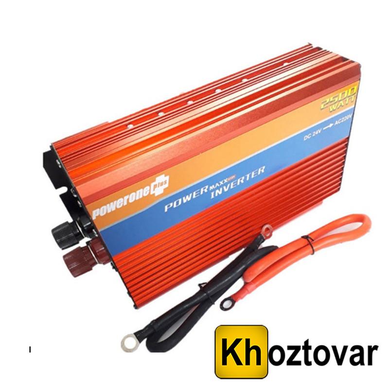 Преобразователь 12В в 220В Power One 2500W