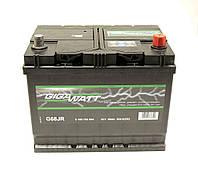 Аккумулятор GigaWatt 68A ASIA GW 0185756804