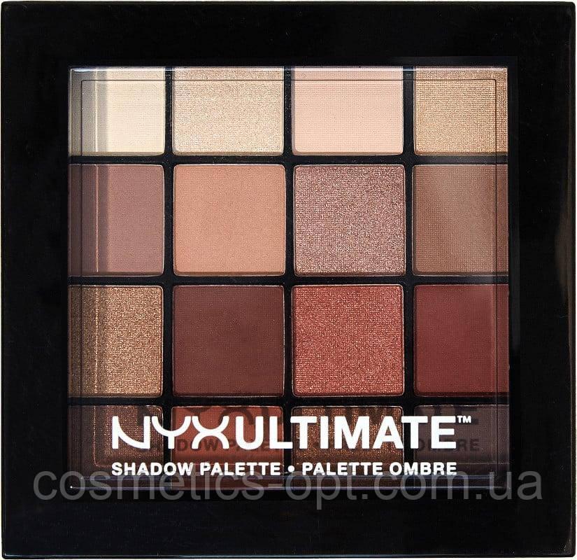 Тени для век Nyx Professional Makeup Ultimate Shadow Palette (реплика)