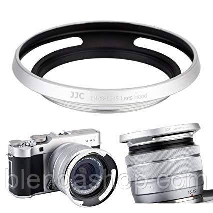 Бленда для Fujifilm LH-XF1545 от JJC для объектива Fujifilm XC 15-45mm f/3.5-5.6 OIS PZ