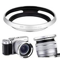 Бленда для Fujifilm LH-XF1545 от JJC для объектива Fujifilm XC 15-45mm f/3.5-5.6 OIS PZ, фото 1