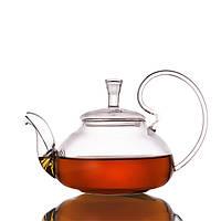 Стеклянный заварник для чая  600мл.