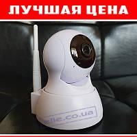 Суперцена! Беспроводная поворотная IP камера SDETER HD 1MP 720P WIFI с ночным режимом и датчиком движения!