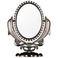 Зеркало косметическое №2013-8T, настольное, фото 1