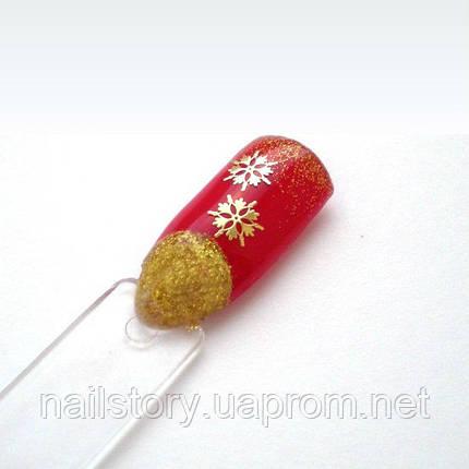Украшения для ногтей Снежинки, фото 2