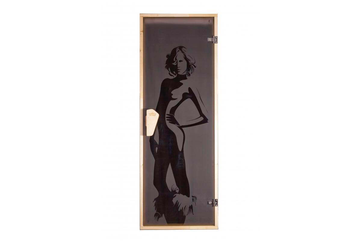 Дверь для бани и сауны Tesli Мечта 70X190