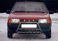 Кенгурятник крашенный молотковый на ВАЗ 2108 1984-2003