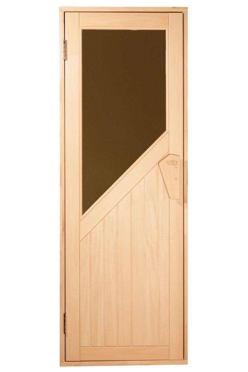 Двері для лазні та сауни Tesli Авангард-1 70X190