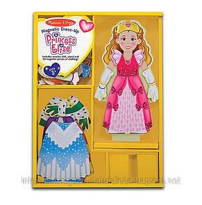 Магнитная одевалка Melissa&Doug Принцесса Элиза, фото 2