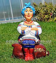 Садовая фигура Хозяин и Хозяйка, фото 2