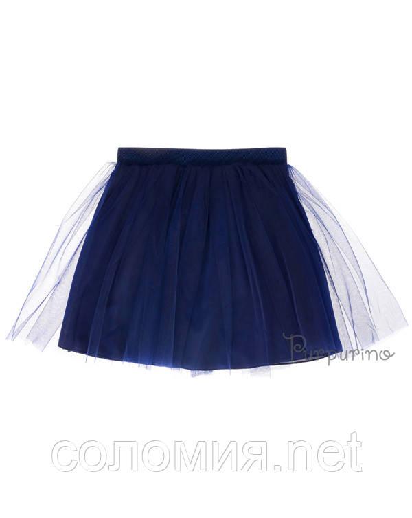 Оригинальная  юбка  для девочки 116-158р