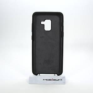 Чехол Original Soft Samsung Galaxy A530 A8 2018 black, фото 2
