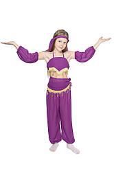 Костюм Восточной красавицы фиолет
