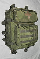 Тактический медицинский рюкзак база RVL РТМ27-Б-олива, фото 1