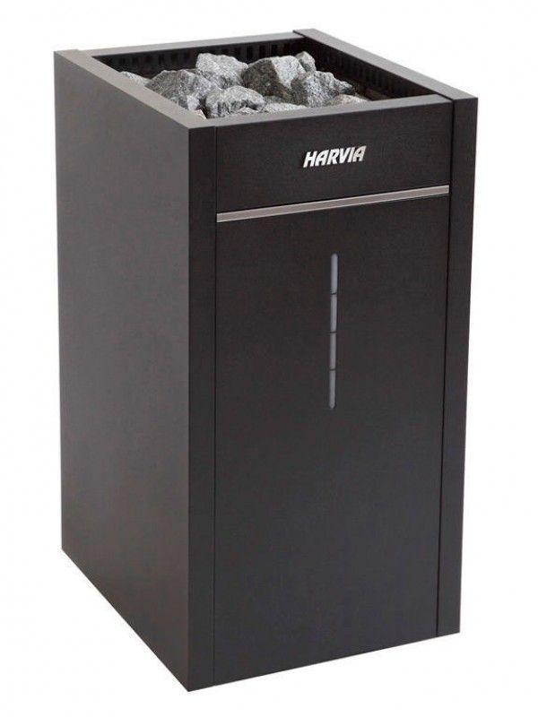 Электрокаменка Harvia Virta Combi HL90SA black ( парогенератор + авто-подача воды)