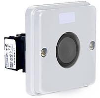 Пост кнопочный ПКЕА-122-1 чёрный цилиндр