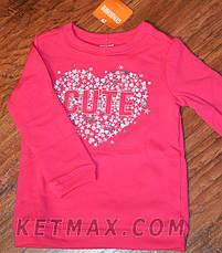 Утепленный пуловер Gymboree для девочки, фото 3