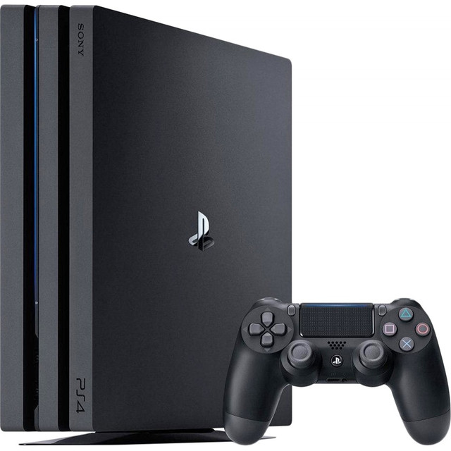 PlayStation 4 Pro 1 TB Black + FIFA19