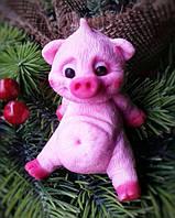 Свинка мыло ручной работы