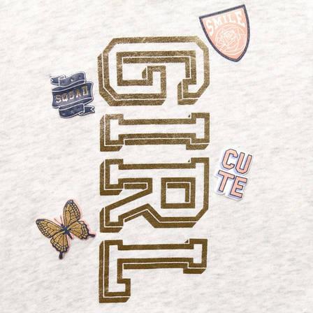Утепленный пуловер The Children's Place для девочки, фото 2
