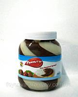 Шоколадно - горіхова паста Pranutti 750гр. (Бельгія)