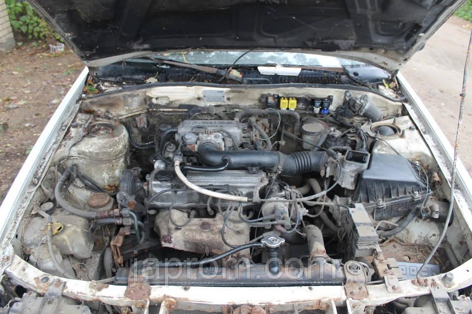 Мотор (Двигатель) Mazda 626 GD 1.8 бензин 12V  F8 127218 (160т.км пробег)