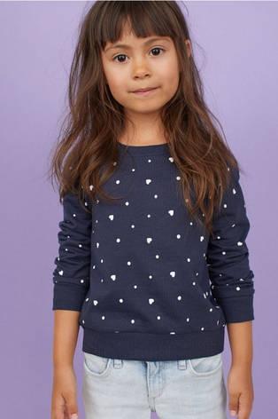 Свитшот H&M для девочки, фото 2