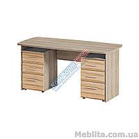 Стол прямой 1400÷1500 мм СК-3713/СК-3714-Комфорт мебель