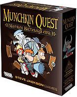 Манчкин Квест (Munchkin Quest) (4-е рус. изд.) настольная игра