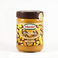 Арахисовое масло Vita D'or Рindakaas Naturel, 600гр (Голландия)