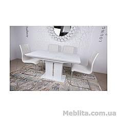 Стол Nicolas Amsterdam (140/183*81) белый, фото 2